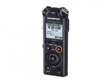 poza Olympus LS-P2 Linear PCM Recorder