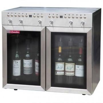 poza Frigider de vinuri LaSommeliere, DVV6SS