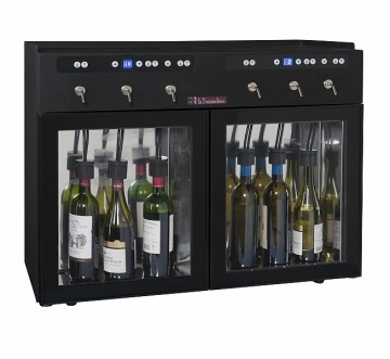 poza Frigider de vinuri LaSommeliere,DVV6