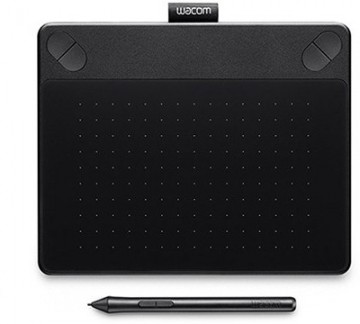 poza Wacom Intuos Art Black PT S North