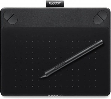 poza Wacom Intuos Comic Black PT S North