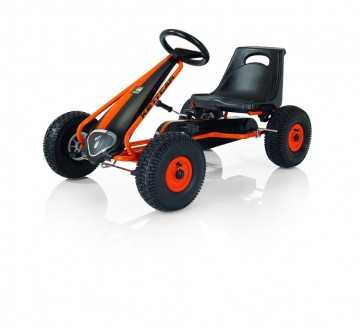 poza Cart SUZUKA AIR ORANGE