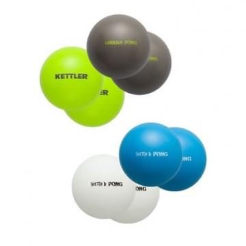 poza Set mingi tenis de masa colorate