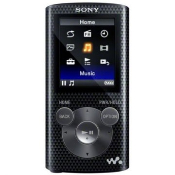 poza Sony Player MP3 video WALKMAN  8GB NWZ-E384B