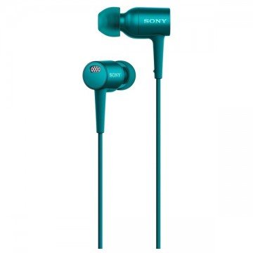 poza Casti in-ear cu microfon Hi-Res SONY MDR-EX750NAL, Noise Cancelling, veridian blue