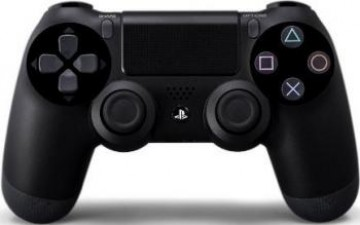 poza Controller Sony PlayStation 4 DualShock 4 Black