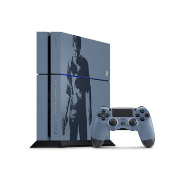 poza Consola PlayStation 4 Ultimate Player Edition Limited Edition + Jocul Uncharted 4
