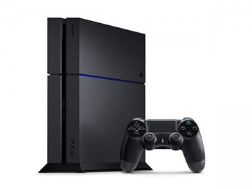 poza Consola PLAYSTATION PS4 500 GB negru, Playstation 4, CUH1216A, consum de energie redus , performanta grafica optimizata