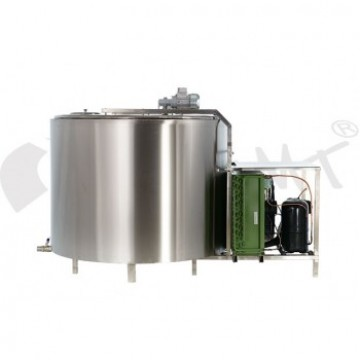 poza Tanc de racire INOX capacitate 500 litri - 380 V