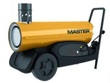 poza Incalzitor cu motorina cu ardere indirecta Master tip BV69