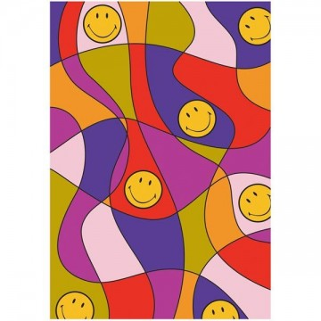 poza Covor copii Smiley model 8815 140x200 cm Disney