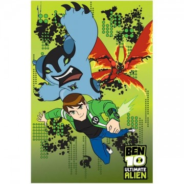poza Covor copii Ben10 model 72 140x200 cm Disney