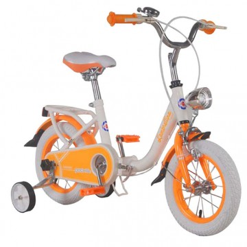 poza Bicicleta copii pliabila Lambrettina orange 12 ATK Bikes
