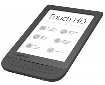 poza PocketBook Touch HD Black