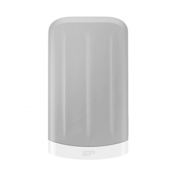 poza SILICON POWER  HDD 2,5   1TB Grey, Anti-shock/water proof for Mac