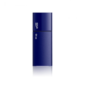 poza SILICON POWER  USB 2.0 Ultima 05 16 GB , Blue