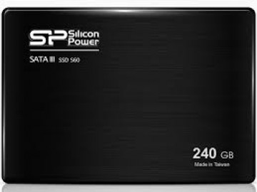 poza SILICON POWER  SSD S60 2.5  SATA III 240GB