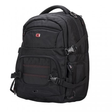 poza Sumdex  SCHWYZ CROSS FotoPack camera backpack black