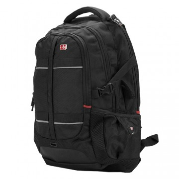 poza Sumdex  SCHWYZ CROSS Soho  16  black backpack