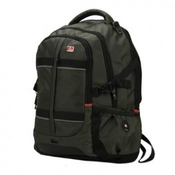 poza Sumdex  SCHWYZ CROSS Soho  16  grey backpack