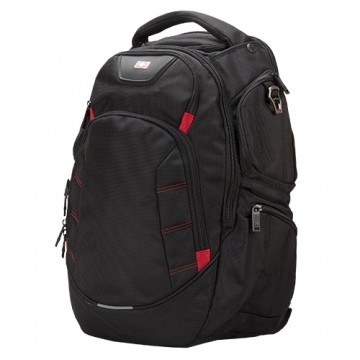 poza Sumdex  SCHWYZ CROSS Urban  16  black backpack