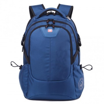poza SUMDEX CONTINENT 15 inch -16 inch  backpack BLUE