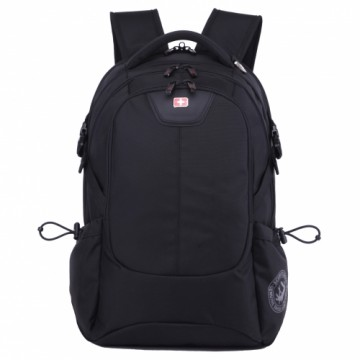 poza SUMDEX SCHWYZ CROSS 17 inch -18 inch  BACKPACK BLACK