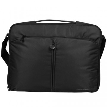 poza Continent CC-02 v.2 Black LAPTOP BAG