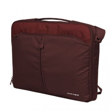 poza Continent CC-02 v.2 Cranberry LAPTOP BAG