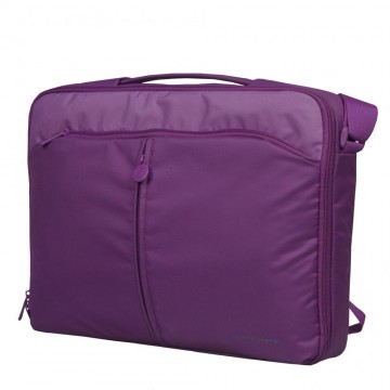 poza Continent CC-02 v.2 Purple LAPTOP BAG