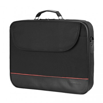 poza Sumdex Continent Notebook case 15.6   Black