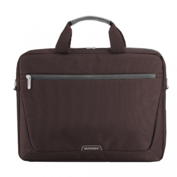 poza Sumdex Notebook case 15 inch -16 inch  PON-111 BROWN