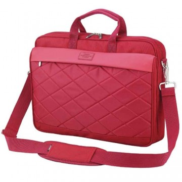 poza Sumdex Notebook case 15.6 inch  red