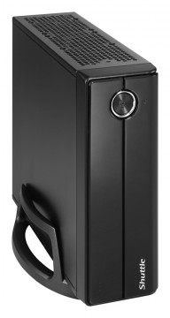 poza Shuttle Slim-PC Barebone XH97V 3.5 litre LGA1150 Black