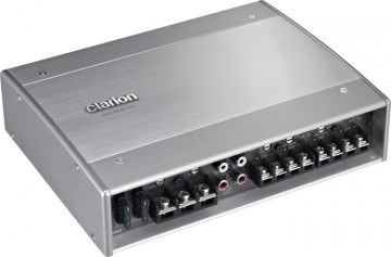 poza Clarion XC6410  AMPLIFICATOR PE 4-3-2 CANALE, PUTERE 600 W