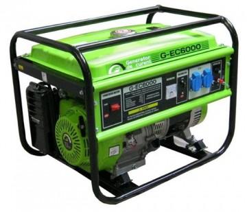 poza Generator monofazat Greenfield G-EC6000  4,3kva