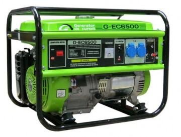 poza Generator monofazat Greenfield G-EC6500  5,5kva