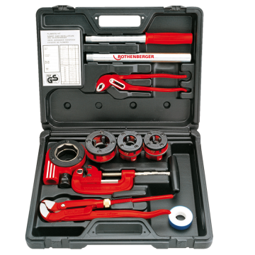 poza SANI KIT Set de unelte Rothenberger 70600