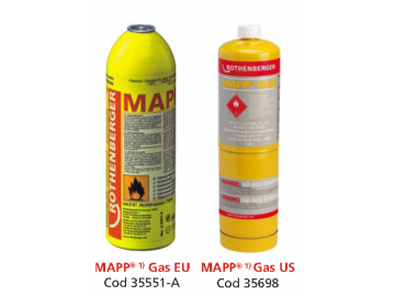 poza Mapp gas Filet 1'' US Rothenberger 35698