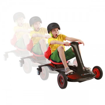 poza Kart electric copii Rollplay Turnado drift