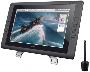 poza Wacom  Cintiq 22HD Interactive Pen Display