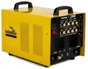 poza Intensiv WSME 200 AC/DC - Invertor de sudura aluminiu TIG/WIG