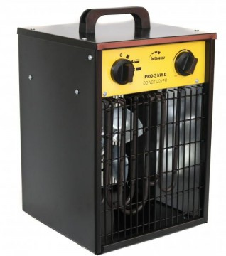poza PRO 3 kW D - Aeroterma electrica INTENSIV, 230V