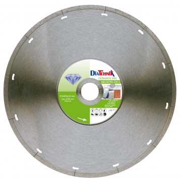 poza Disc diamantat CeramicsPRO 125x22,23mm pentru ceramica [MDCEPRO-125-3]