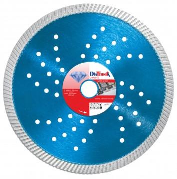 poza Disc diamantat Granit 115x22,23mm pentru beton universal, granit [MDG-115-3]