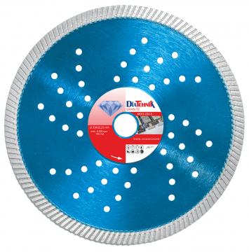 poza Disc diamantat Granit 350x22,23mm pentru beton universal, granit [MDG-350-4]