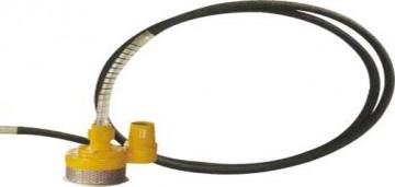poza Pompa apa cu Debit 12000 l/ora, H = 15m, Diam refulare = 50mm, atasat la vibrator beton,5SP50