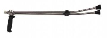 poza Lance speciala, dubla, cu maner rotativ, conectare rapida, 1000 mm [K12133]