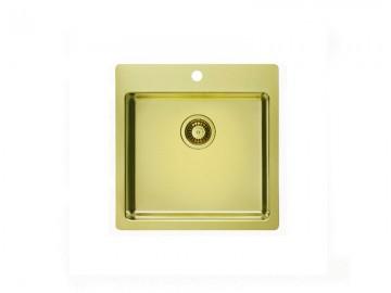 Chiuveta de bucatarie Alveus din inox PURE 30 GOLD