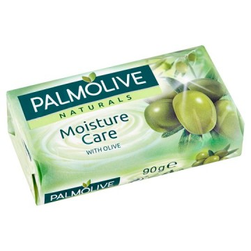 poza Sapun solid Palmolive Naturals Milk&Olive Extract 90g